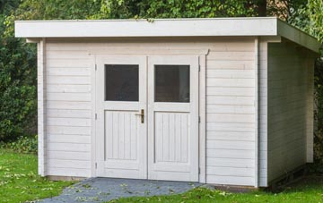 Carrickmore garden shed costs